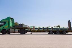 Transportes especiais Torrestir