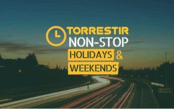 Torrestir NonStop Service