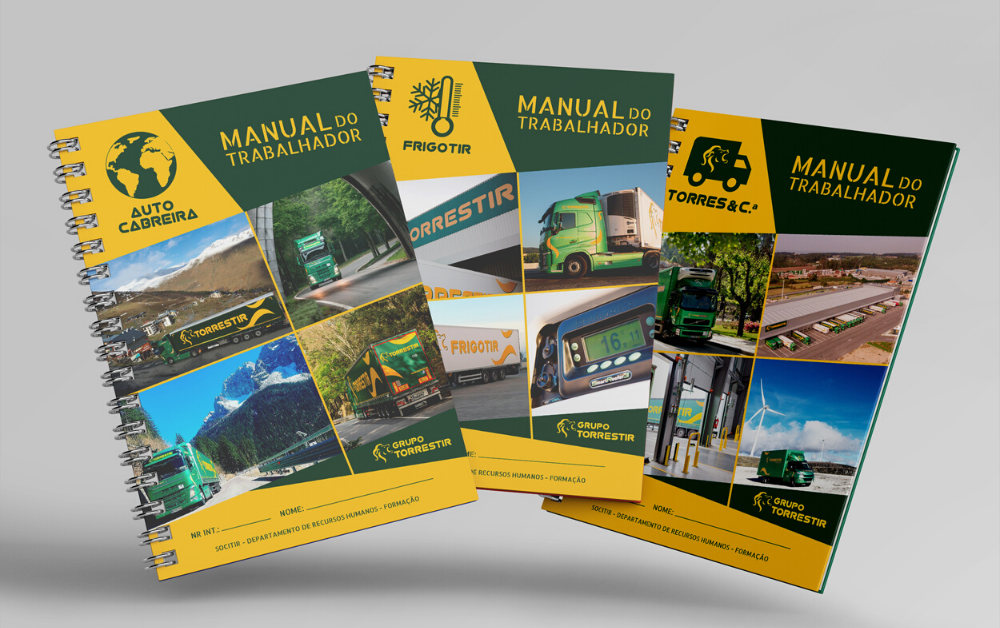 New Employee Handbooks