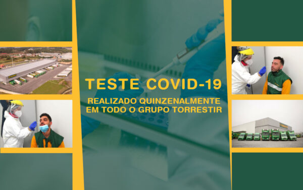 Testes Quinzenais Covid-19